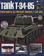 Tank T-34-85 č.102