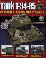 Tank T-34-85 č.101