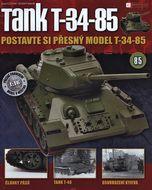 Tank T-34-85 č.85
