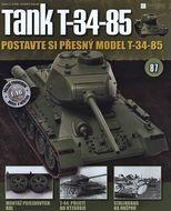 Tank T-34-85 č.87