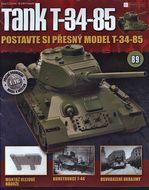 Tank T-34-85 č.89