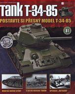 Tank T-34-85 č.81
