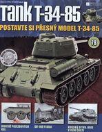 Tank T-34-85 č.78