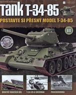 Tank T-34-85 č.80