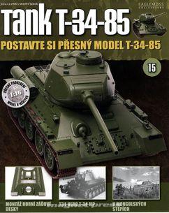 Tank T-34-85 č.15