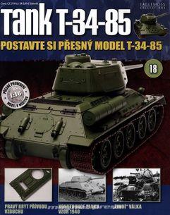 Tank T-34-85 č.18