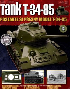 Tank T-34-85 č.13