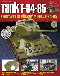 Tank T-34-85 č.1