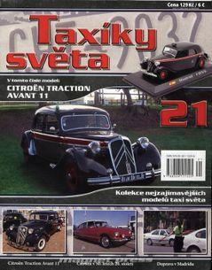 Taxíky světa č.21