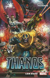 Thanos - Lom bohů