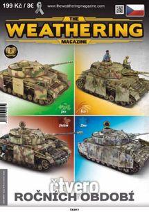 The Weathering magazine 28 /2019 Čtvero ročních období