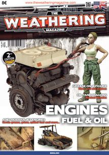 The Weathering magazine 4/2013 - Engines, fuel & oil (ENG e-verzia)