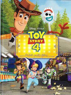 Toy story 4 - Príbeh podľa filmu