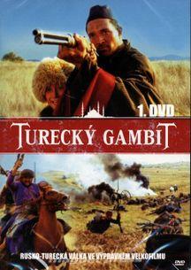 Turecký gambit – 01. DVD