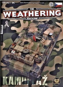 The Weathering Magazine 20 - Kamufláže