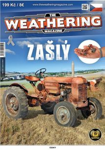 The Weathering magazine 21 - Zašlý