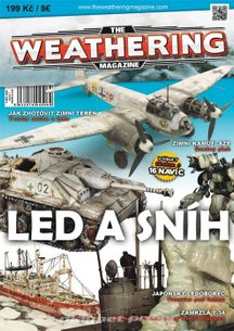 The Weathering Magazine - Led a Sníh