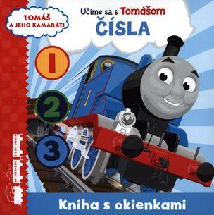 Tomáš a jeho kamaráti - Učíme sa s Tomášom čísla