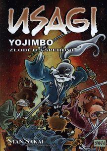 Usagi Yojimbo - Zloději a špehové