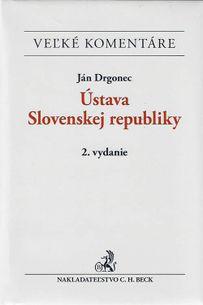 Ústava Slovenskej republiky 2. vydanie