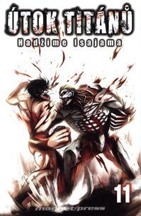 Útok titánů 11