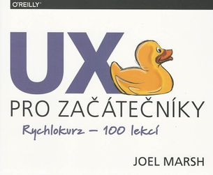 KnihaUX pro začátečníky - Rýchlokurz 100 lekcií
