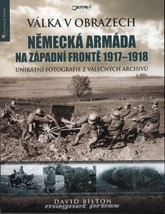 Německá armáda na západní frontě 1917–1918