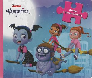Vampirina - kniha s prekvapením
