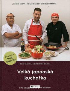 Veľká japonská kuchárka