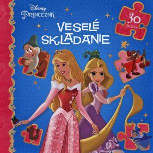 Princezná: Veselé skladanie - 30 dielikov
