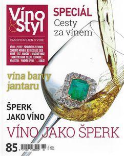 Víno&Styl - predplatné