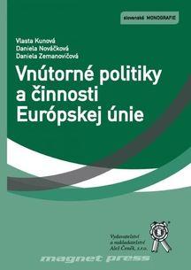 Vnútorné politiky a činnosti Európskej únie