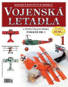 Vojenská letadla č.01