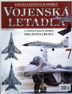 Vojenská letadla č.07