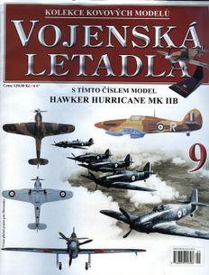 Vojenská letadla č.09