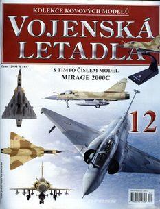 Vojenská letadla č.12