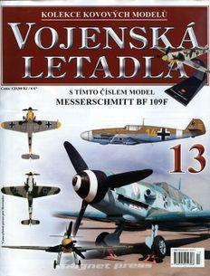 Vojenská letadla č.13