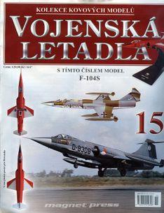 Vojenská letadla č.15