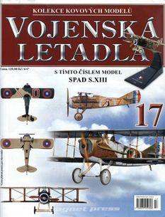 Vojenská letadla č.17