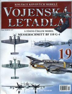 Vojenská letadla č.19
