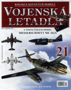 Vojenská letadla č.21