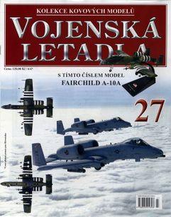 Vojenská letadla č.27