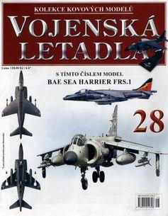 Vojenská letadla č.28