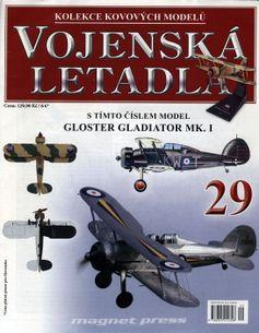 Vojenská letadla č.29