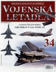 Vojenská letadla č.34