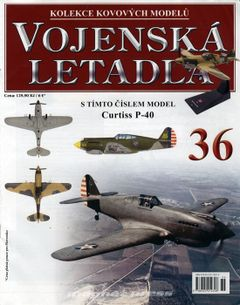 Vojenská letadla č.36