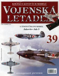 Vojenská letadla č.39