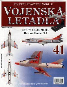 Vojenská letadla č.41