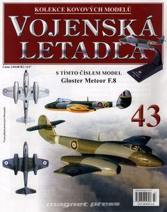 Vojenská letadla č.43