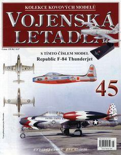 Vojenská letadla č.45